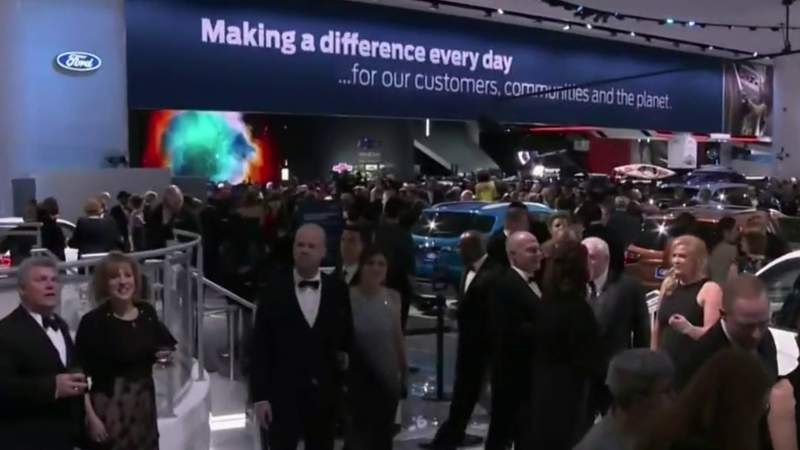 GF Default - Changes coming to NAIAS Charity Preview