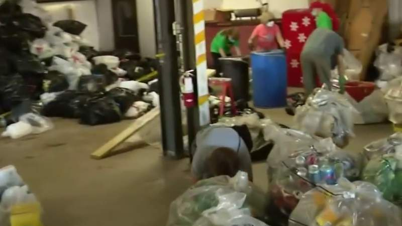 Oxford Police Department ready to return thousands of donated bottles, cans to help a good cause