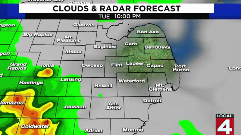Metro Detroit weather forecast for Oct. 20, 2020 -- morning update