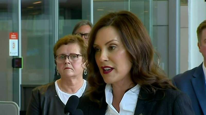 'It was an honest mistake': Michigan Gov. Whitmer apologizes for violating COVID rules