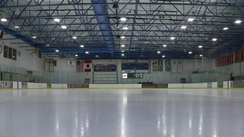 Mount Clemens Ice Arena
