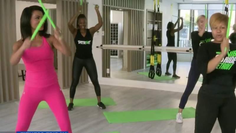 Fitness Friday: Vibe Ride Detroit