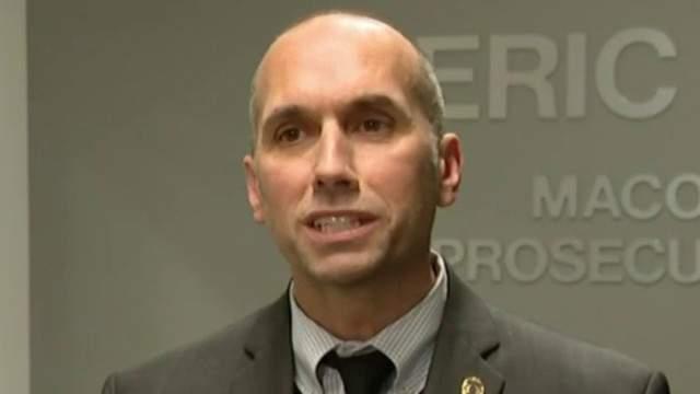 Macomb County Prosecutor Eric Smith.