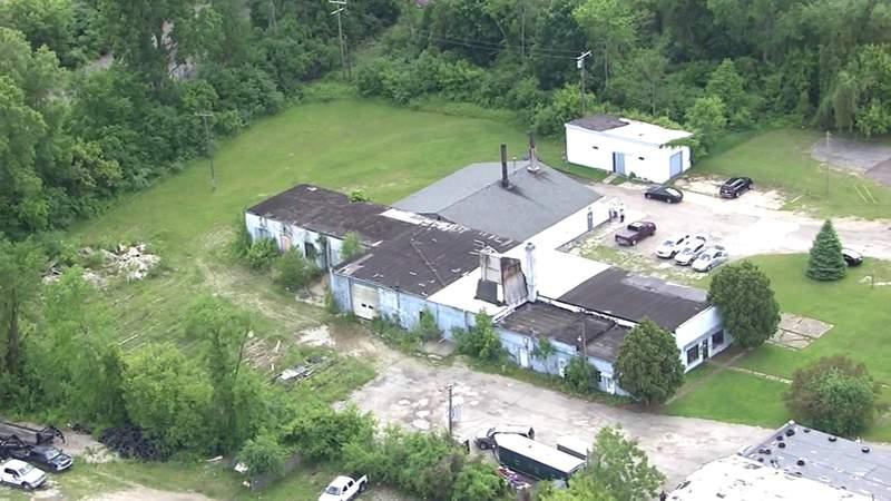 Tri-County Crematorium in Ypsilanti Township.