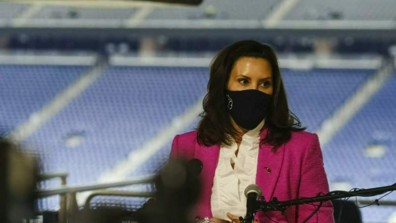 Gov. Whitmer's office works to clarify comments about not traveling