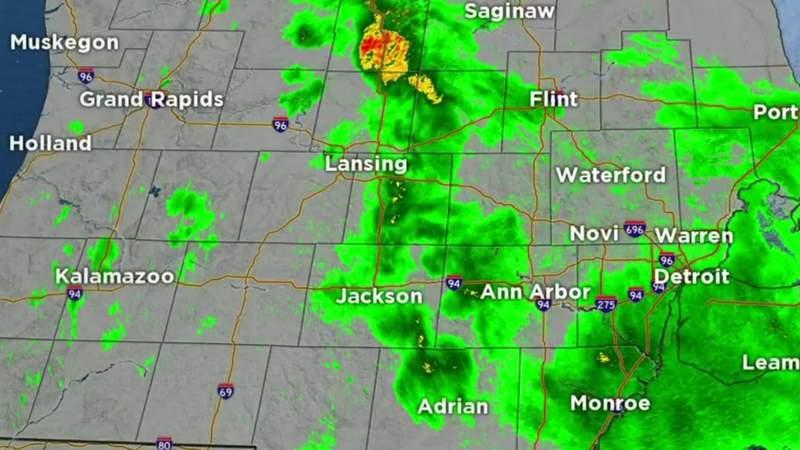 Metro Detroit weather: 5/16/21