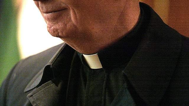 A priest.
