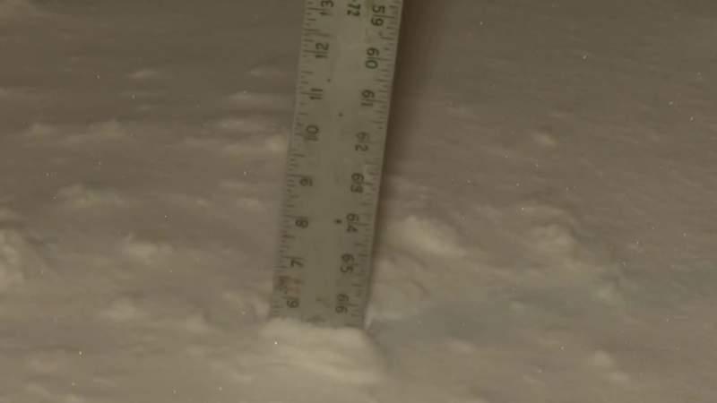Winter storm warning issued for communities around Metro Detroit