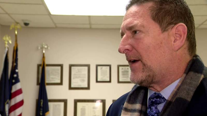 Greg Rohl talks after 5th suspect arraigned in De La Salle hazing investigation
