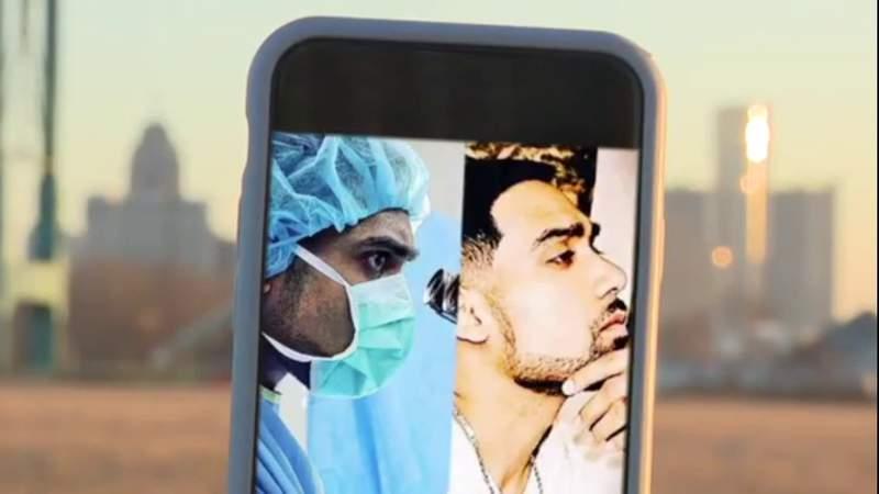 Detroit rapper Lazarus raises COVID vaccine awareness as doctor on frontlines