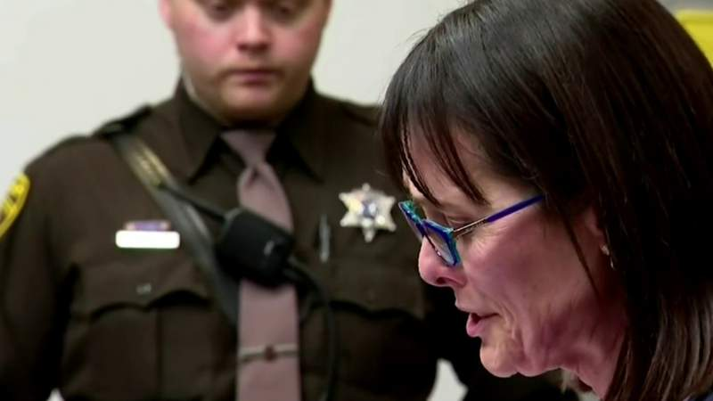 Waterford Township woman who killed husband, citing years of abuse, granted parole