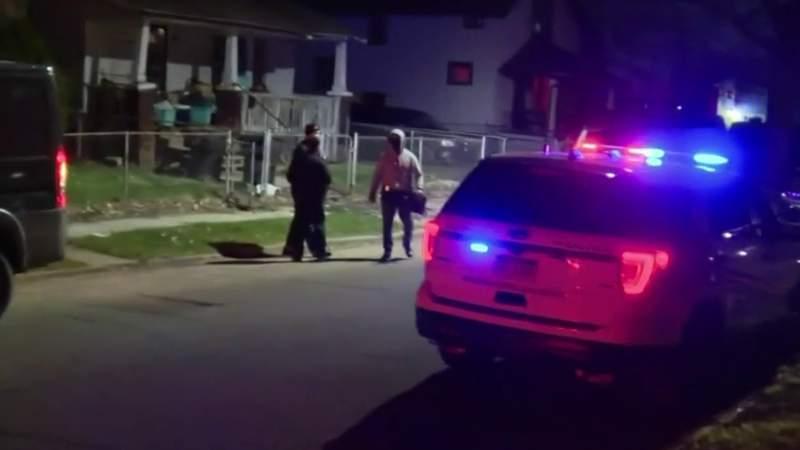 Man found dead in alley on Detroit's west side