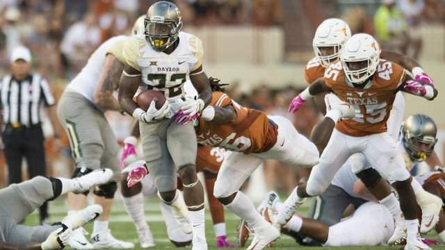 Baylor Football Vs Abilene Christian Time Tv Schedule Game Preview Score