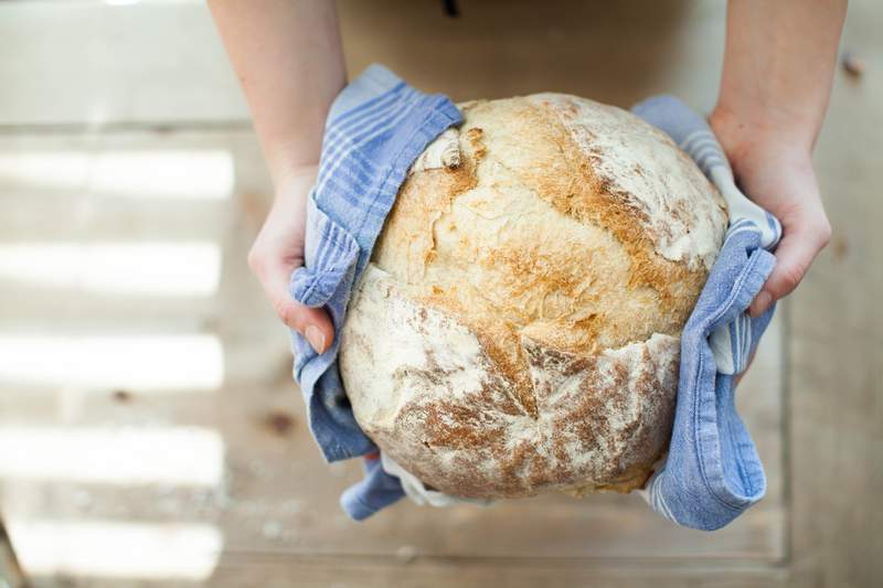 Did you master baking bread during quarantine?