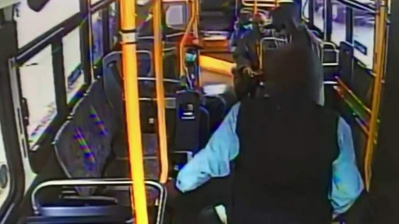 City of Detroit releases video of fight involving bus driver as DDOT drivers stage work stoppage