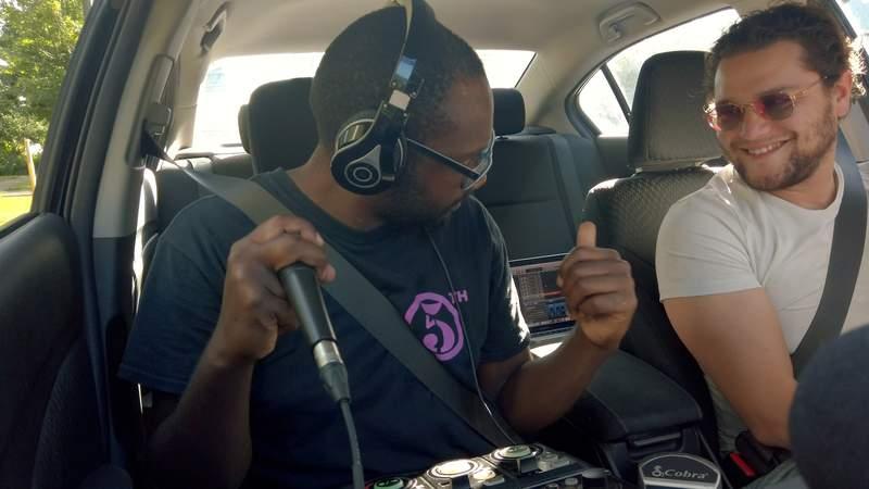 Ann Arbor-based performers Nadim Azzam and Ki5 on season one of Whip Jams.