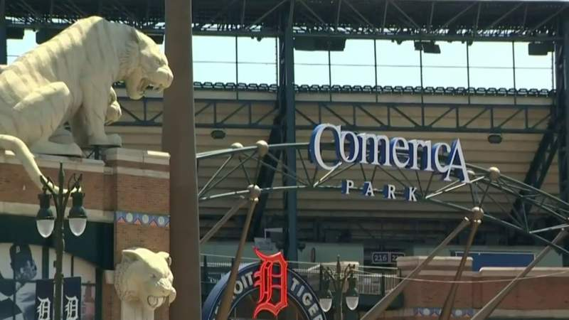 Comerica Park to return to full capacity, free Tigers tickets offered for those getting vaccinated