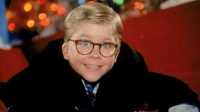 """1983: """"A Christmas Story"""" stars Peter Billingsley as the kid desperate to convince his parents, teachers and Santa that a Red Ryder B.B. gun really is the perfect gift."""