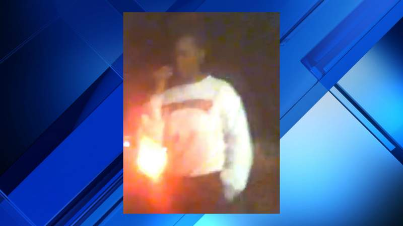 A person is wanted for questioning by the Washtenaw County Sheriff's Office regarding a homicide in Ypsilanti Township. Photo provided by the WCSO.