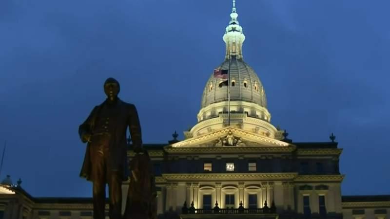 Lansing Capitol Building