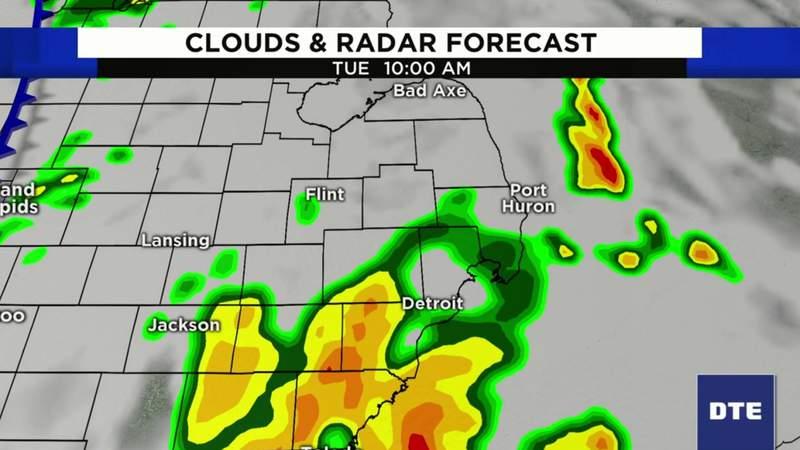 Metro Detroit weather forecast for June 22, 2020 -- morning update