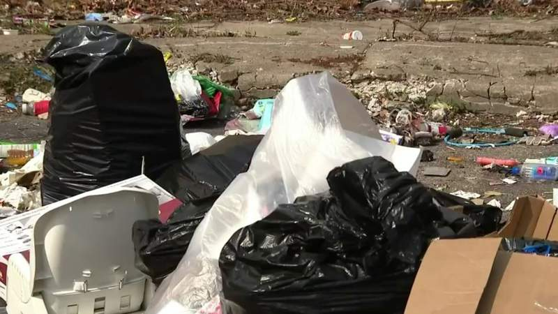 Concerns grow over illegal dumping as warmer weather hits