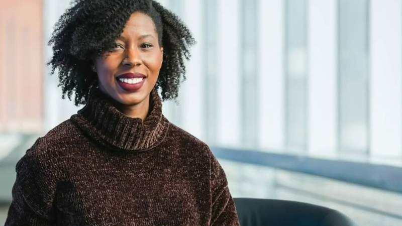 Tech Time with Andrew Humphrey: Dr. Ciara Sivels is a pioneer in her field