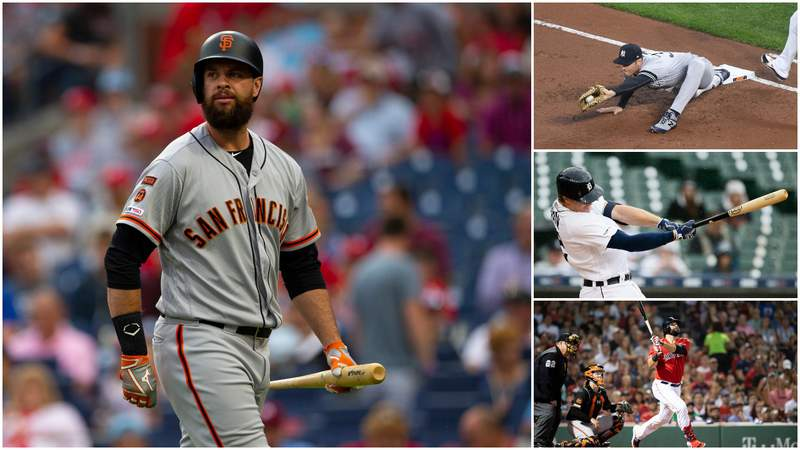 The Detroit Tigers could replace C.J. Cron with internal or external first base options.