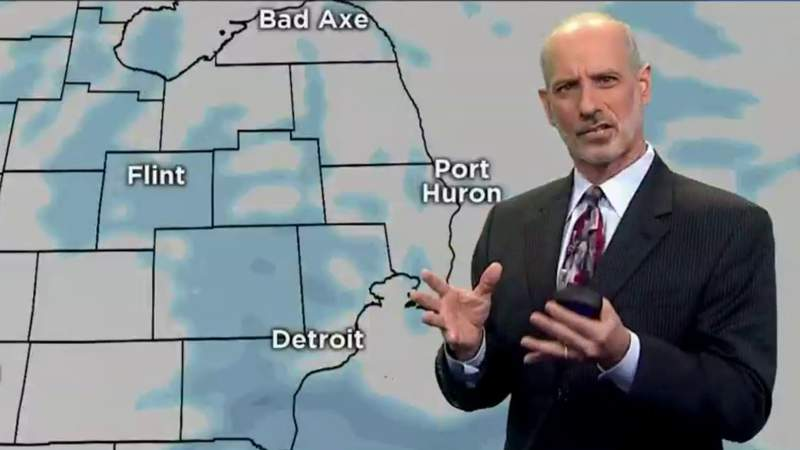 Metro Detroit weather: Another band of snow coming, Feb. 13, 2020, noon update