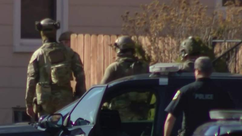 Teenager shot in Clawson, suspect barricaded, police say