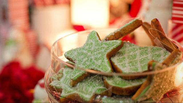 These are not Grandma Carr's cookies, sadly