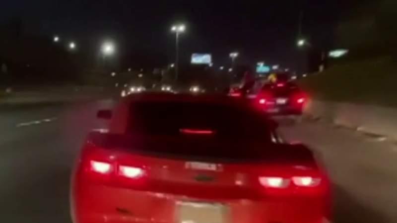 Donut stunt video profiles people behind illegal street shutdowns
