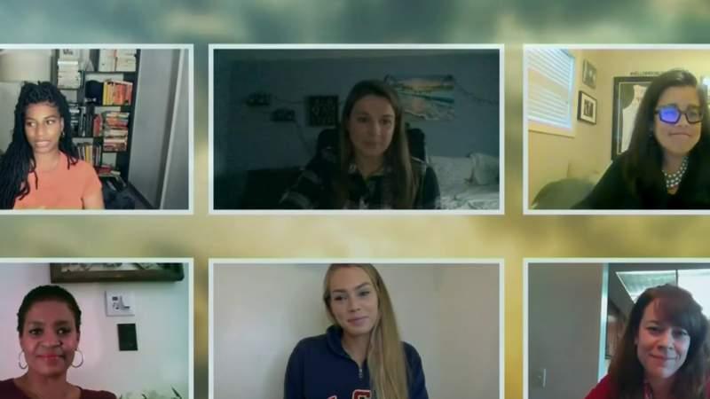 Detroit Pistons host 'Girls Dream Big' webinar for Women's History Month