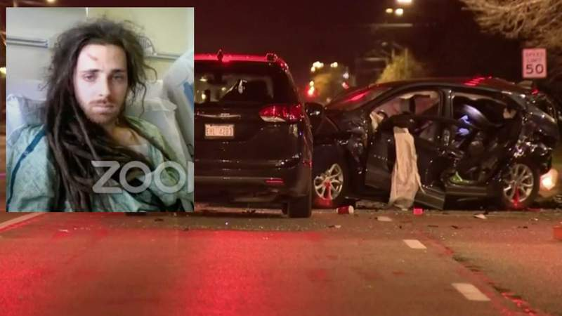 Suspected drunk driver charged in crash that killed 6-year-old girl