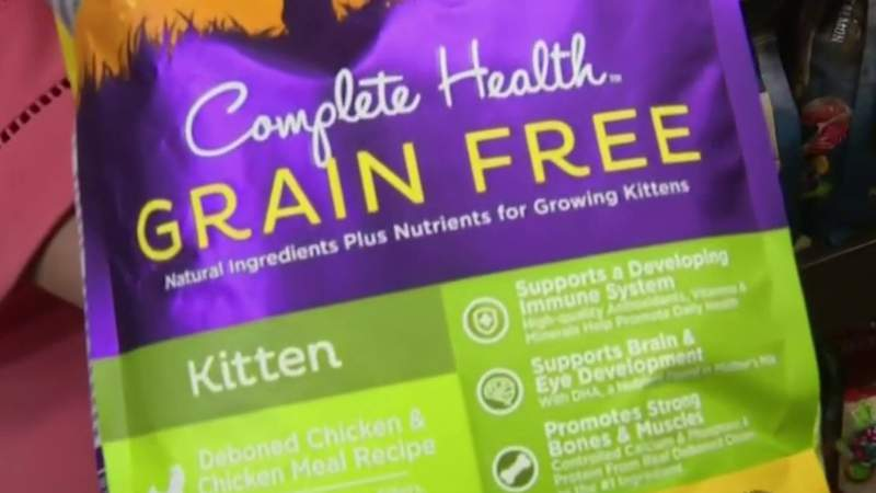 What to consider when choosing puppy and kitten food