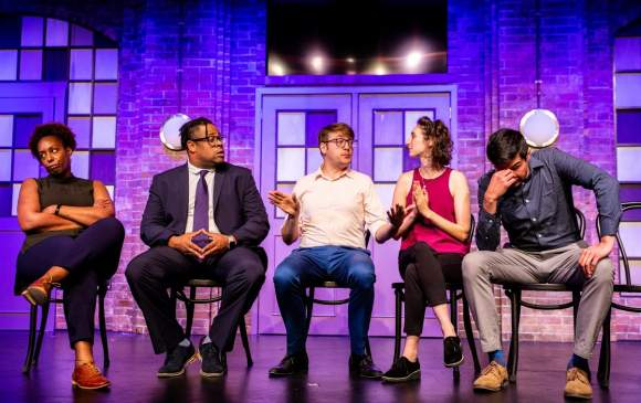 The Second City will return to The Ark on Sept. 10 and 11 for two evenings of laughter-filled fun featuring improv and original songs.