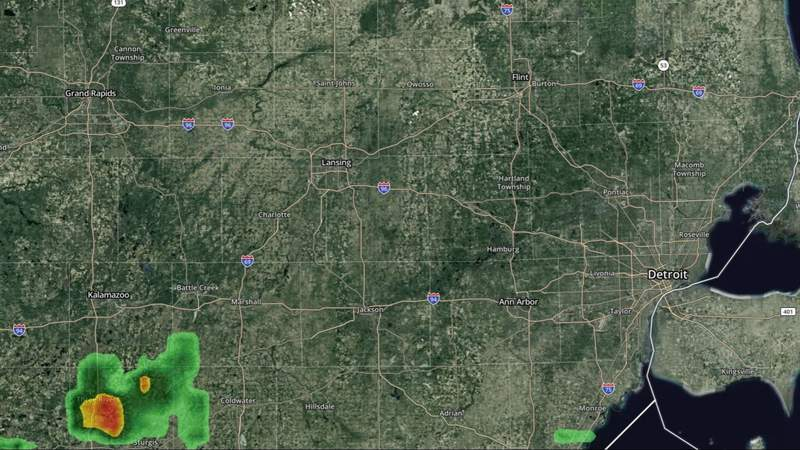 Metro Detroit weather: Scattered showers Saturday evening, June 19, 2021, 8 p.m. update
