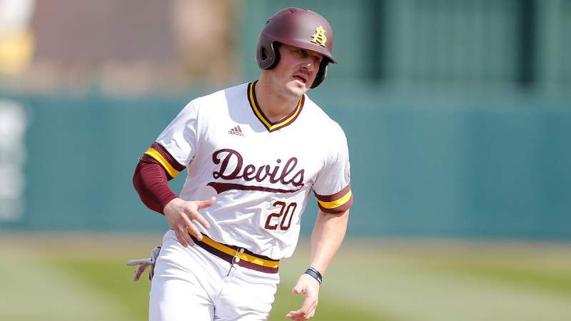 Arizona State first baseman Spencer Torkelson