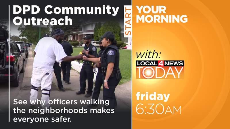 DPD Community Outreach