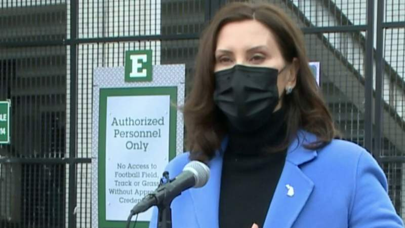 Gov. Whitmer continues to rely on vaccines, personal choice to stem COVID surge