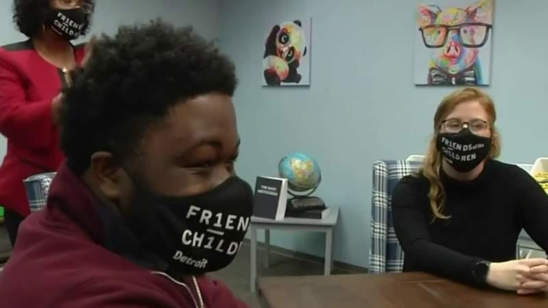 Friends of the Children: Detroit mentorship program seeks to break poverty cycle
