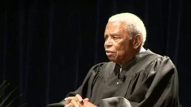 Judge Damon Keith declared in 1971 that the tiny Detroit-area city of Hamtramck had intentionally forced out blacks or cut them off from the community.