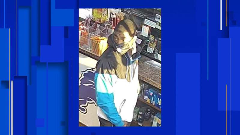 Detroit police are seeking the public's help in identifying a man in connection with an assault at a gas station on Mack Avenue.