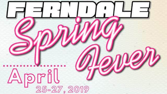 Ferndale Spring Fever music festival poster. (Ferndale Spring Fever)