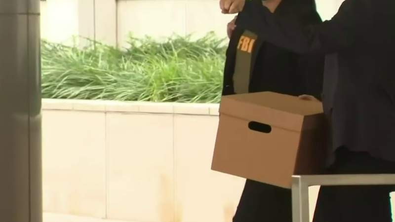 Search warrants reveal scope of Detroit City Hall raid
