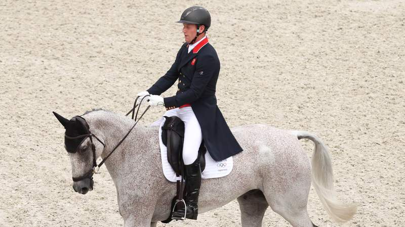 Oliver Townend riding Ballaghmor Class.