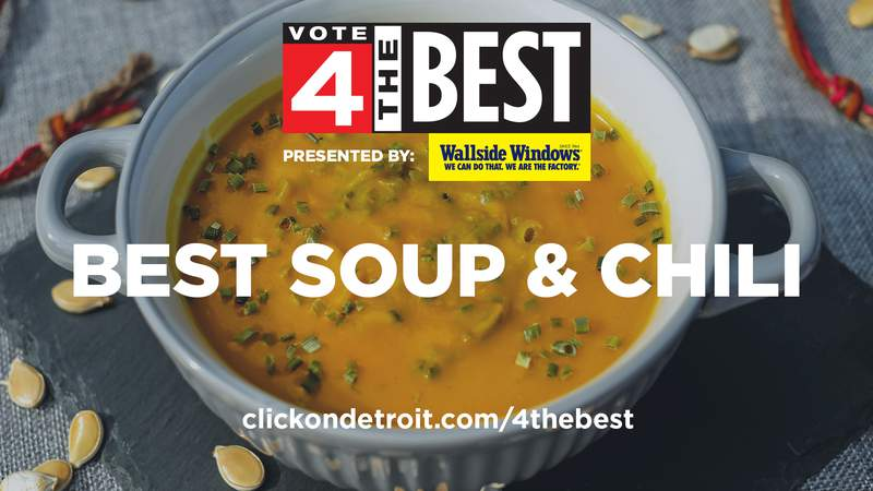 Vote 4 The Best - Soup & Chili