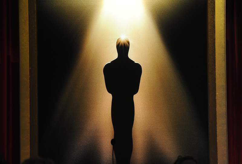 An Academy Award. (Photo by Kevin Winter/Getty Images)