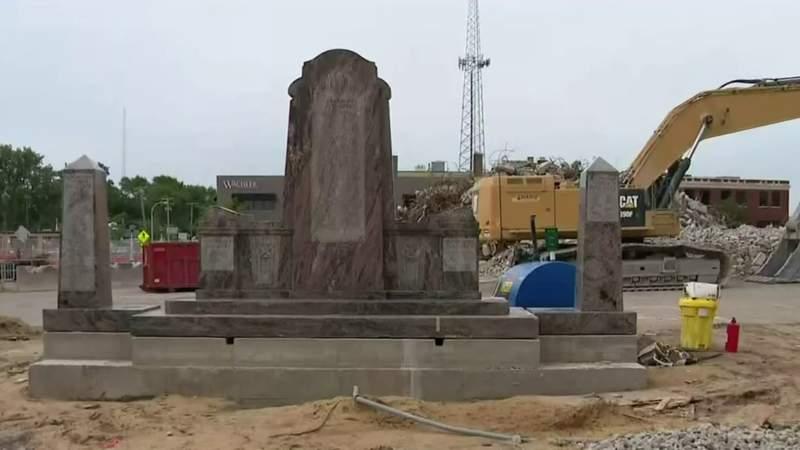 Feud continues over Royal Oak Veterans Memorial relocation