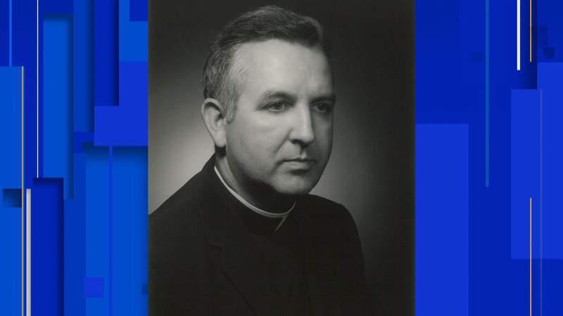 Bishop James Sullivan (1929 - 2006).